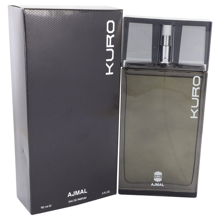 Ajmal Kuro by Ajmal Eau De Parfum Spray 3 oz Men