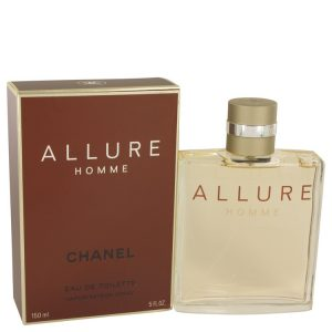 ALLURE by Chanel Eau De Toilette Spray 5 oz Men