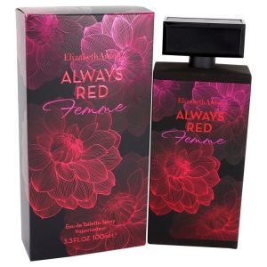Always Red Femme by Elizabeth Arden Eau De Toilette Spray 3.3 oz Women