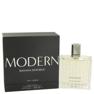 Banana Republic Modern by Banana Republic Eau De Toilette Spray 3.4 oz Men