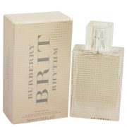 Burberry Brit Rhythm Floral by Burberry Eau De Toilette Spray 1.7 oz Women