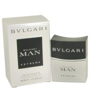 Bvlgari Man Extreme by Bvlgari Eau DE Toilette Spray 1 oz Men