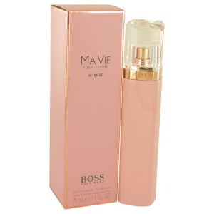 Boss Ma Vie Intense by Hugo Boss Eau De Parfum Spray 2.5 oz Women