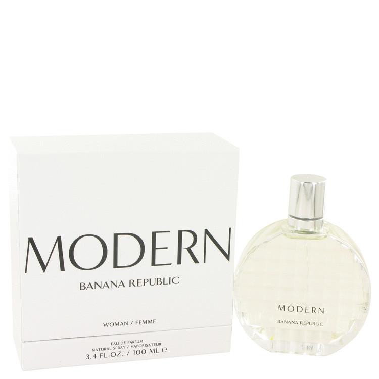 Banana Republic Modern by Banana Republic Eau De Parfum Spray 3.4 oz Women