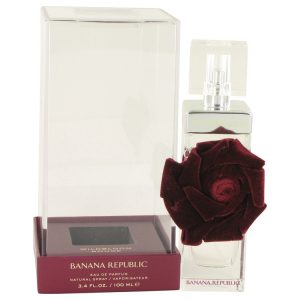 Banana Republic Wildbloom Rouge by Banana Republic Eau De Parfum Spray 3.4 oz Women