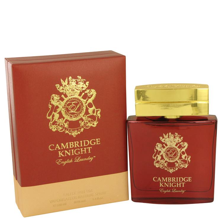 Cambridge Knight by English Laundry Eau De Parfum Spray 3.4 oz Men