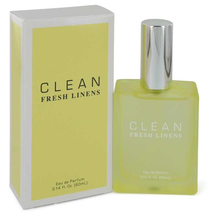 Clean Fresh Linens by Clean Eau De Parfum Spray 2.14 oz Women