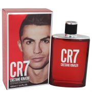 Cristiano Ronaldo CR7 by Cristiano Ronaldo Eau De Toilette Spray 3.4 oz Men