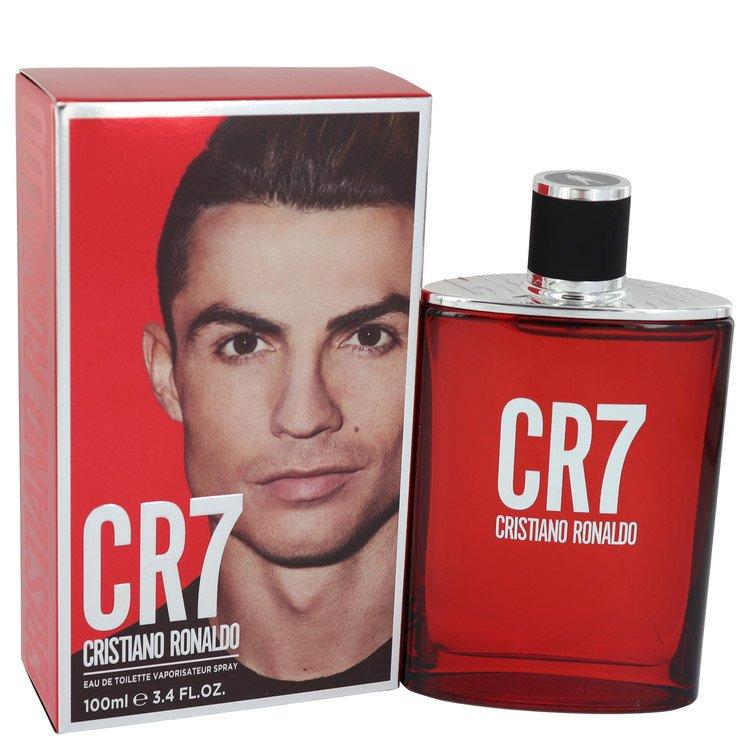 Cristiano Ronaldo CR7 by Cristiano Ronaldo Eau De Toilette Spray 3.4 oz Men
