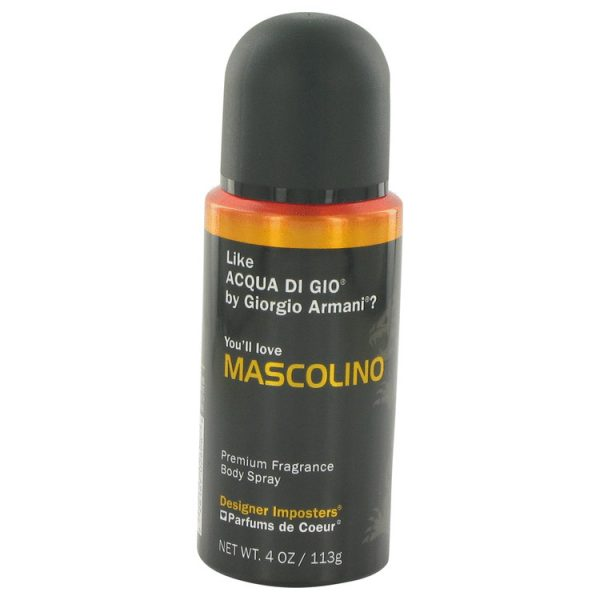 Designer Imposters Mascolino by Parfums De Coeur