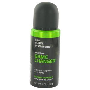 Designer Imposters Game Changer by Parfums De Coeur Body Spray 4 oz Men