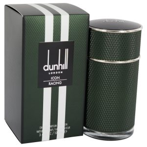 Dunhill Icon Racing by Alfred Dunhill Eau De Parfum Spray 3.4 oz Men