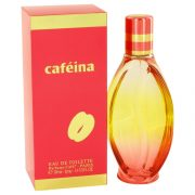 Café Cafeina by Cofinluxe Eau De Toilette Spray 3.4 oz Women