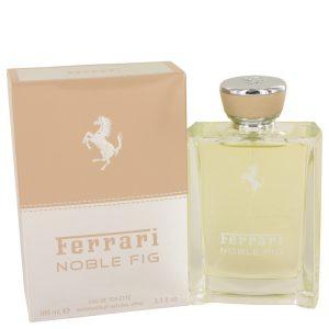 Ferrari Noble Fig by Ferrari Eau De Toilette Spray (Unisex) 3.3 oz Men