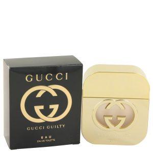 Gucci Guilty Eau by Gucci Eau De Toilette Spray 1.7 oz Women