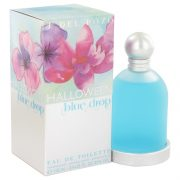 Halloween Blue Drop by Jesus Del Pozo Eau De Toilette Spray 3.4 oz Women