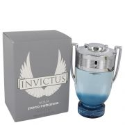 Invictus Aqua by Paco Rabanne Eau De Toilette Spray 3.4 oz Men