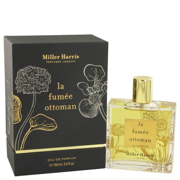 La Fumee Ottoman by Miller Harris