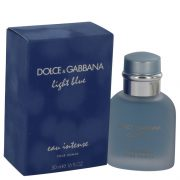 Light Blue Eau Intense by Dolce & Gabbana Eau De Parfum Spray 1.7 oz Men