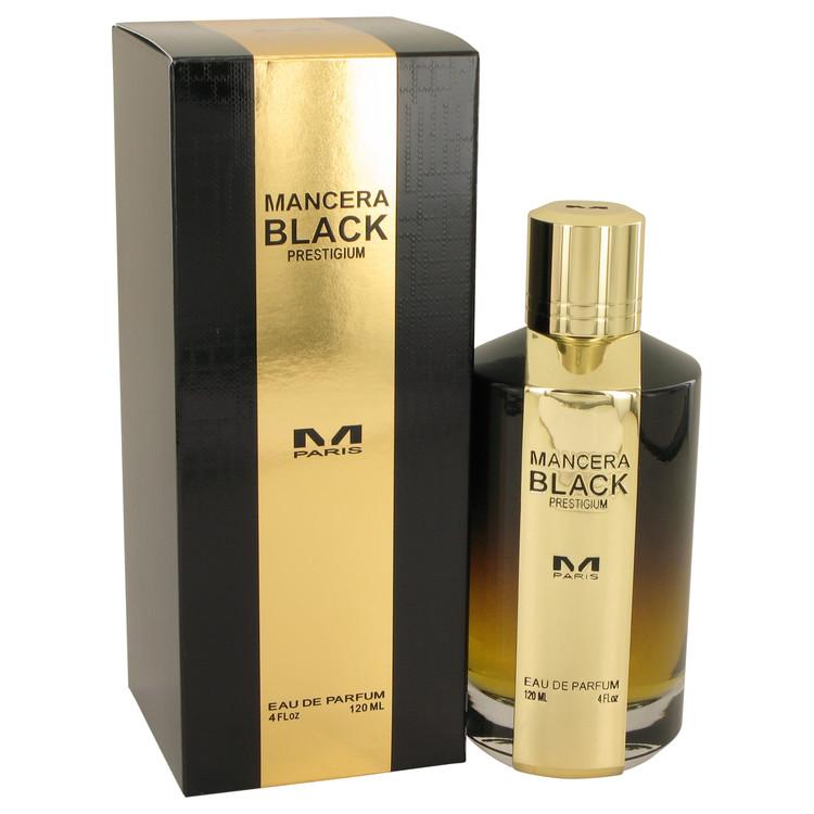 Mancera Black Prestigium by Mancera Eau De Parfum Spray (Unisex) 4 oz Women