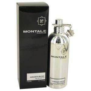 Montale Ginger Musk by Montale Eau De Parfum Spray (Unisex) 3.4 oz Women