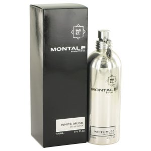 Montale White Musk by Montale Eau De Parfum Spray 3.3 oz Women