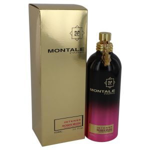 Montale Intense Roses Musk by Montale Eau De Parfum Spray 3.4 oz Women