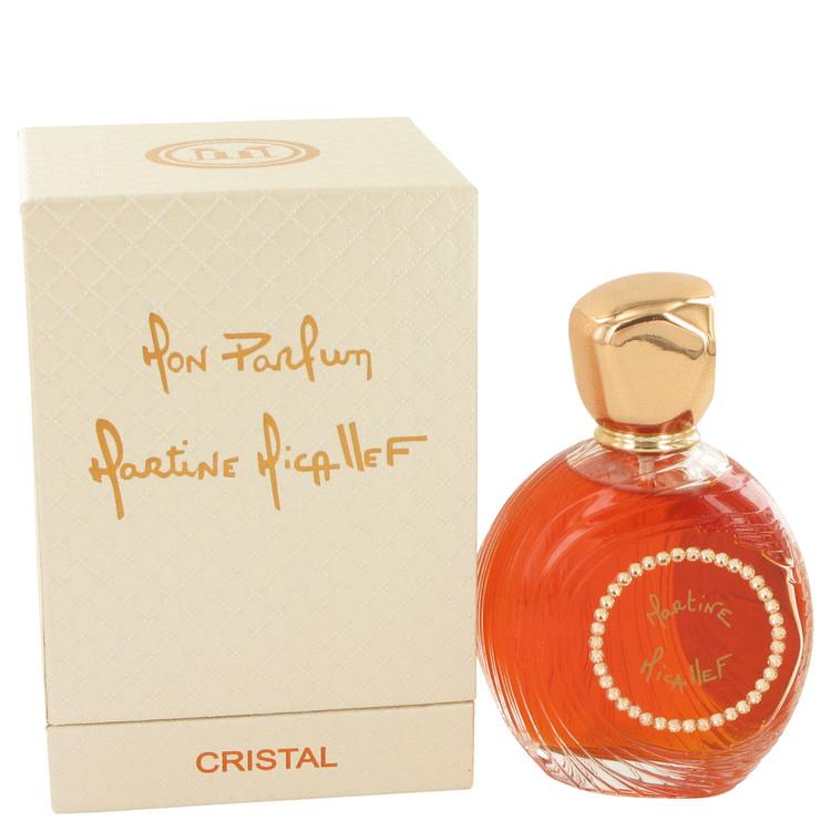 Mon Parfum Cristal by M. Micallef Eau De Parfum Spray 3.3 oz Women