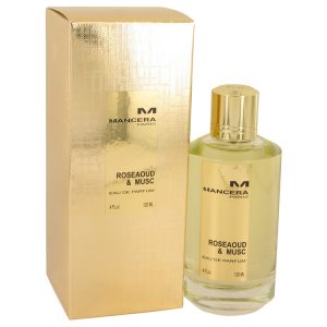 Mancera Roseaoud  & Musc by Mancera Eau De Parfum Spray 4 oz Women
