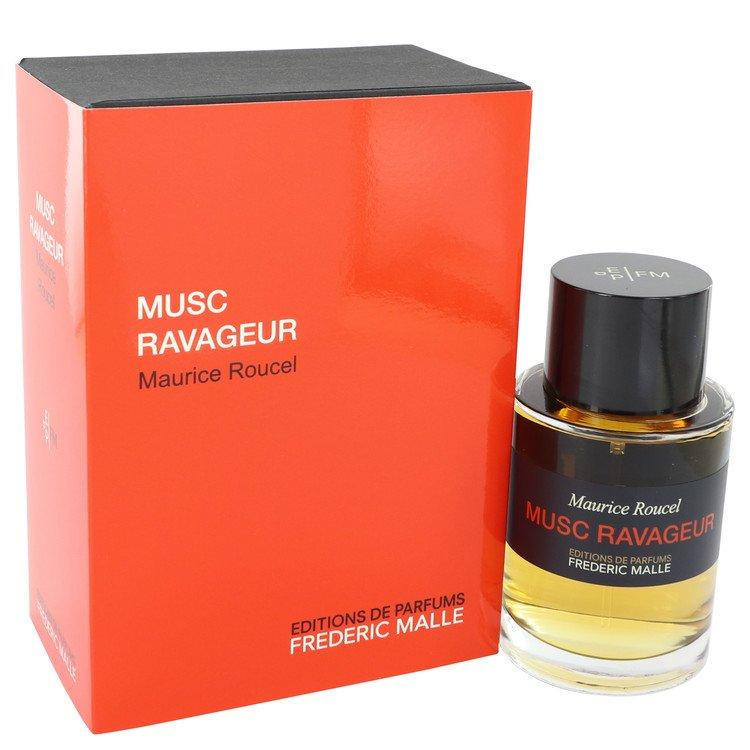 Musc Ravageur by Frederic Malle Eau De Parfum Spray (Unisex) 3.4 oz Women