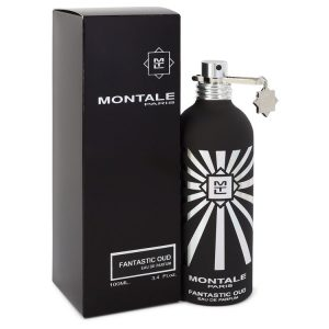 Montale Fantastic Oud by Montale Eau De Parfum Spray (Unisex) 3.4 oz Women