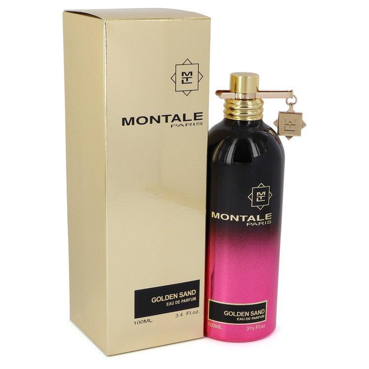 Montale Golden Sand by Montale Eau De Parfum Spray (Unisex) 3.4 oz Women