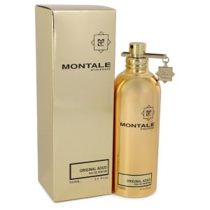 Montale Original Aoud by Montale Eau De Parfum Spray (Unisex) 3.4 oz Women
