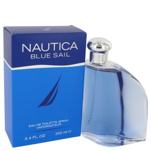 Nautica Blue Sail by Nautica Eau De Toilette Spray 3.4 oz Men