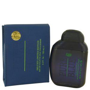 Pure Blue by Lamis Eau De Toilette Spray 3.3 oz Men