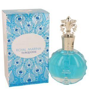 Royal Marina Turquoise by Marina De Bourbon Eau De Parfum Spray 3.4 oz Women