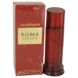 Roma Passione by Laura Biagiotti Eau De Toilette Spray 3.4 oz Women