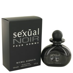 Sexual Noir by Michel Germain Eau De Toilette Spray 4.2 oz Men