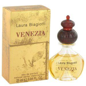 Venezia by Laura Biagiotti Eau De Parfum Spray .85 oz Women