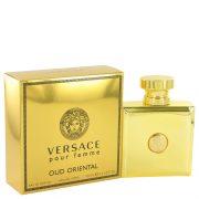 Versace Pour Femme Oud Oriental by Versace Eau De Parfum Spray 3.4 oz Women