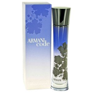 Armani Code by Giorgio Armani Eau De Parfum Spray 1.7 oz Women