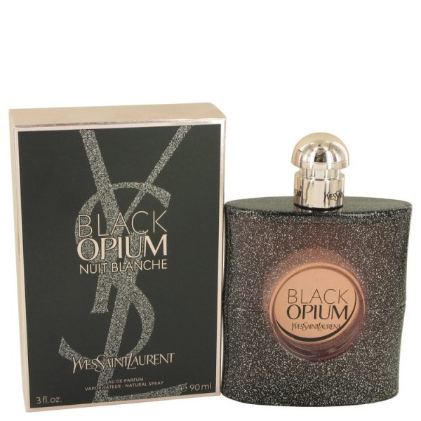Black Opium Nuit Blanche by Yves Saint Laurent
