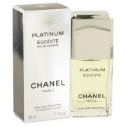 EGOISTE PLATINUM by Chanel Eau De Toilette Spray 1.7 oz Men