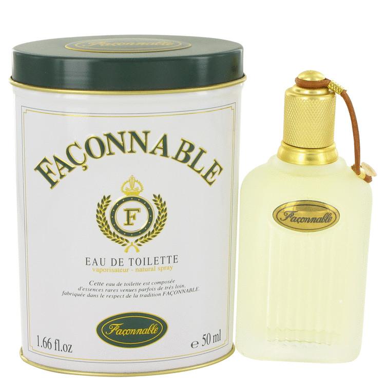 FACONNABLE by Faconnable Eau De Toilette Spray 1.7 oz Men
