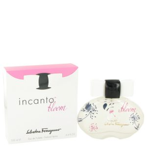 Incanto Bloom by Salvatore Ferragamo Eau De Toilette Spray 3.4 oz Women