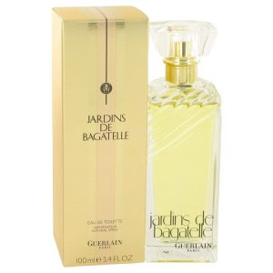 Jardins De Bagatelle by Guerlain Eau De Toilette Spray 3.4 oz Women
