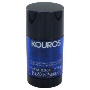 KOUROS by Yves Saint Laurent Deodorant Stick 2.6 oz Men