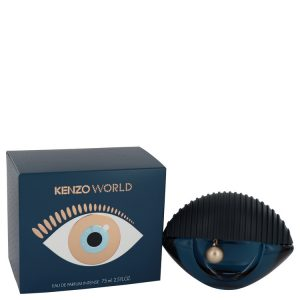 Kenzo World by Kenzo Eau De Parfum Intense Spray 2.5 oz Women