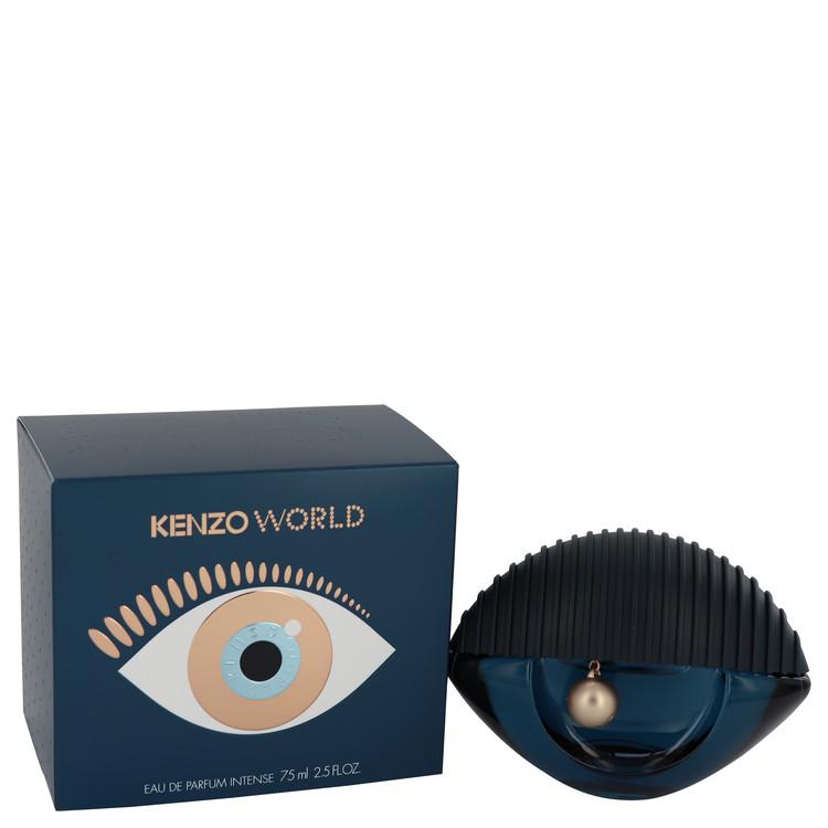 Kenzo World by Kenzo Eau De Parfum Intense Spray 2.5 oz Women
