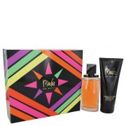 MACKIE by Bob Mackie Gift Set -- 3.4 oz Eau De Toilette Spray + 6.8 oz Body Cream Women